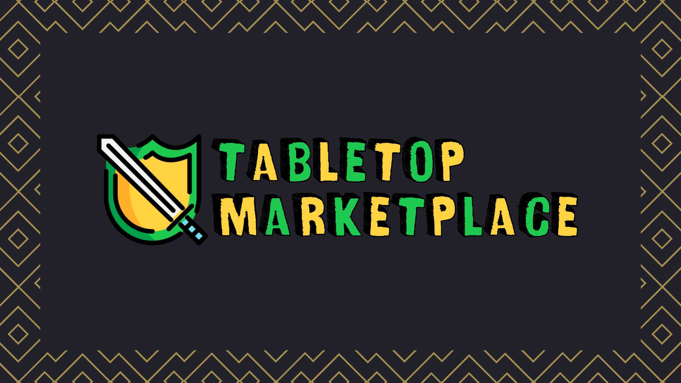 Tabletop Marketplace